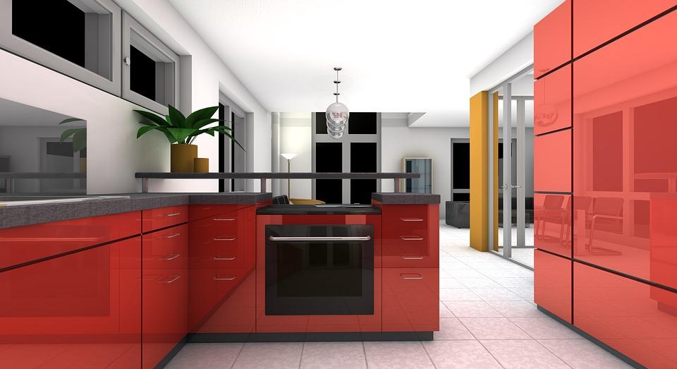 décorer une cuisine professionnelle